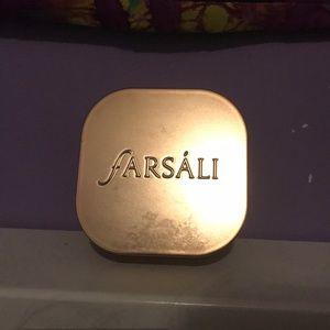 Farsali Makeup - Farsali Facial Elixirs